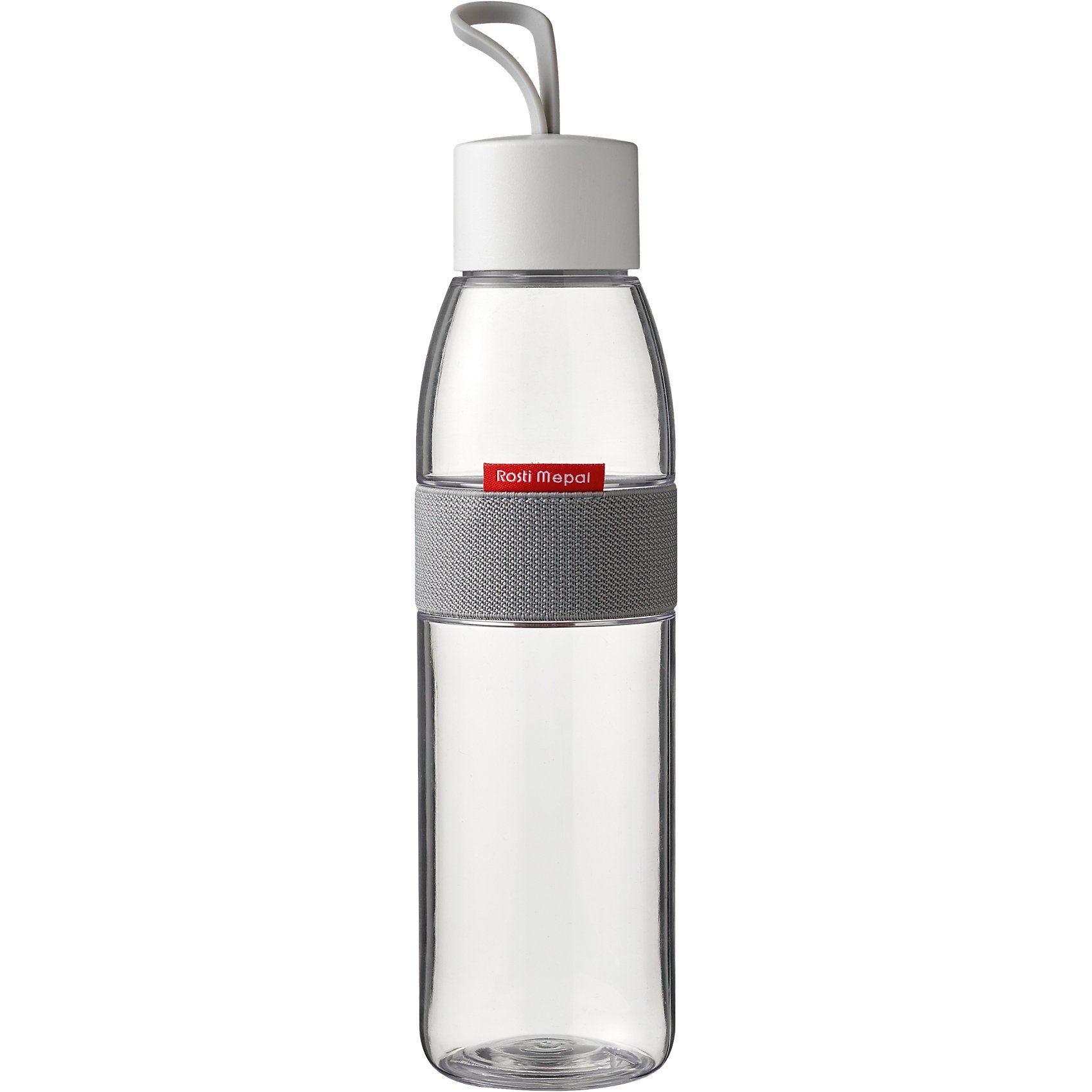Rosti Mepal PE-Trinkflasche ellipse klar, 500 ml