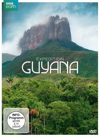 DVD »Expedition Guyana«