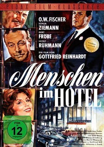 DVD »Menschen im Hotel«