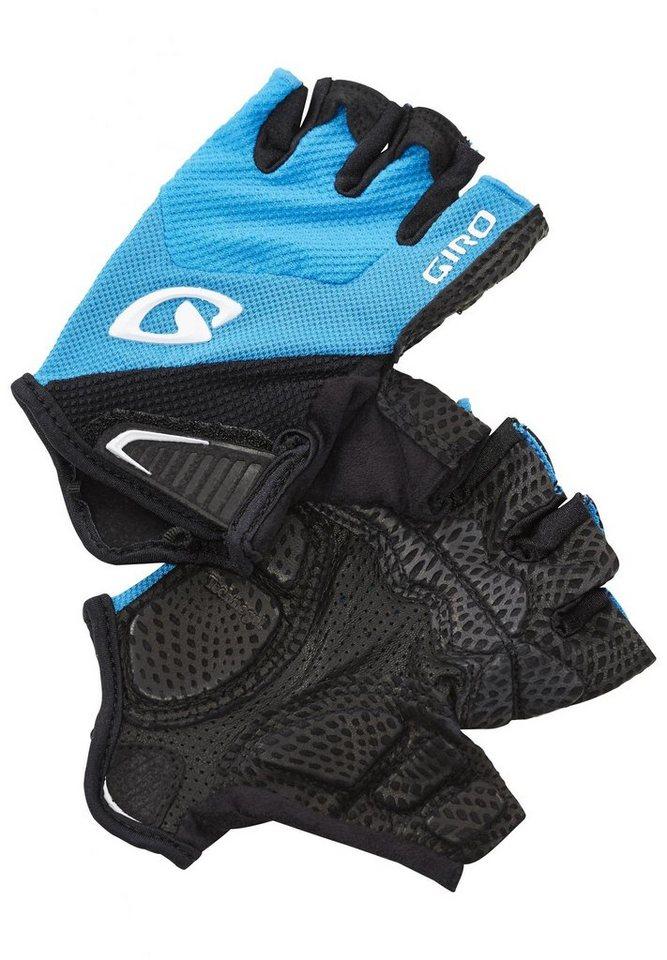 Giro Fahrrad Handschuhe »Monaco Gloves« in blau