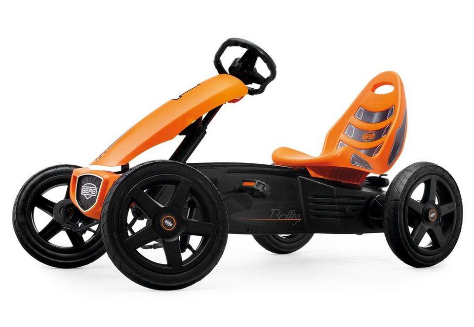 BERG Go-Kart, »Rally« in orange