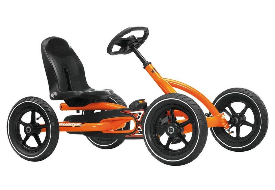 BERG Go-Kart, »Buddy« in orange