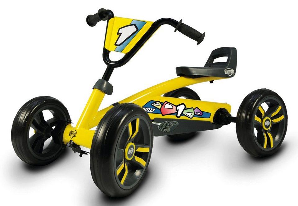 BERG Go-Kart, »Buzzy« in gelb