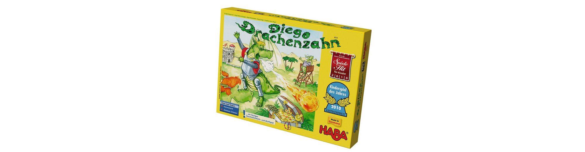 HABA® Kinder-Spiel, »Diego Drachenzahn«
