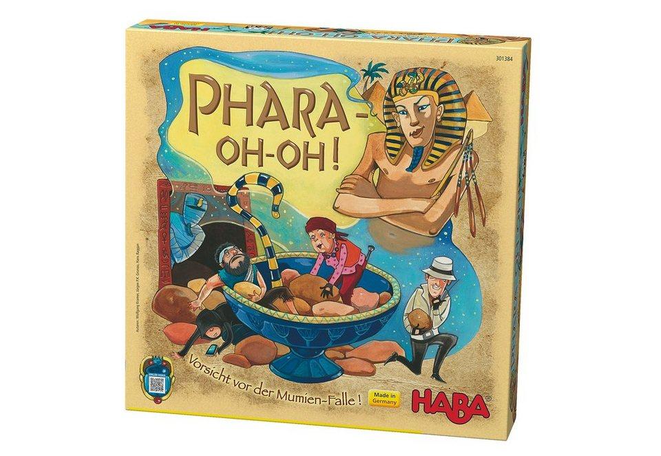HABA® Geschicklichkeits-Spiel, »Phara-oh-oh!«