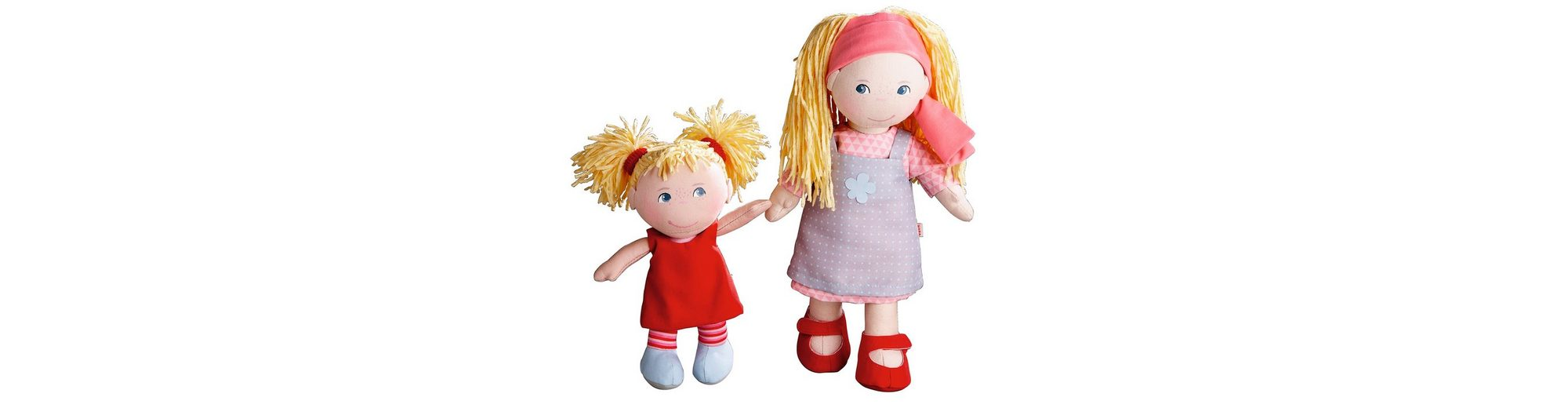 HABA® Puppen-Schwestern, »Lennja & Elin«
