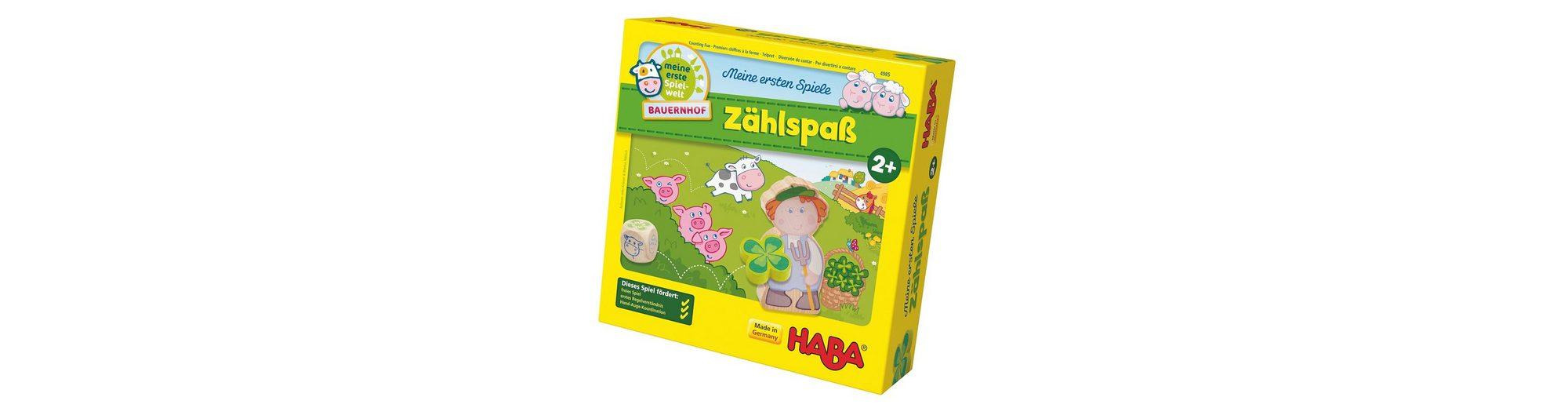 HABA® Kinder-Spiel, »Meine ersten Spiele - Zählspaß«