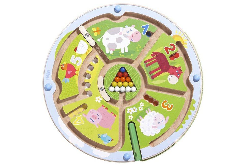 HABA® Magnetspiel, »Zahlenlabyrinth«