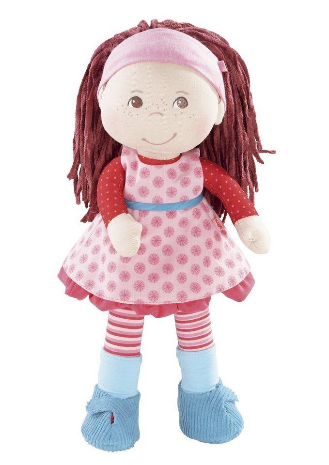 HABA® Stoff-Puppe, »Clara« in bunt