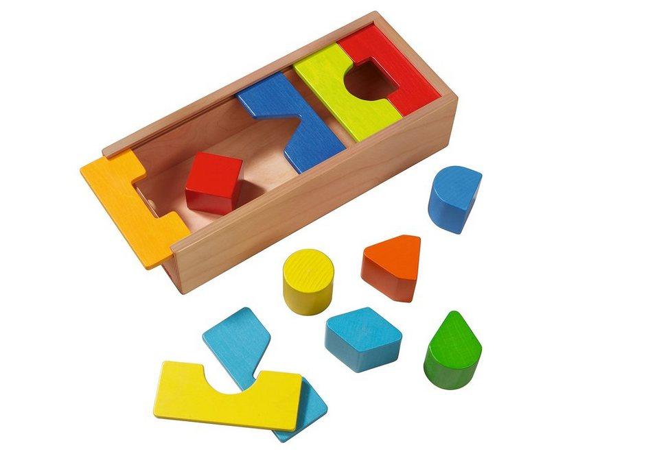 HABA® Sortierbox, »Stecken & Entdecken«