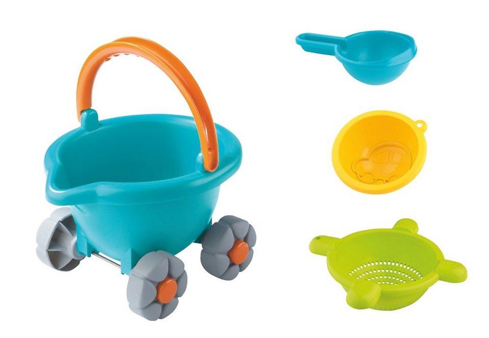 HABA® Sand-Spielzeug, »Eimer Sandflitzer«