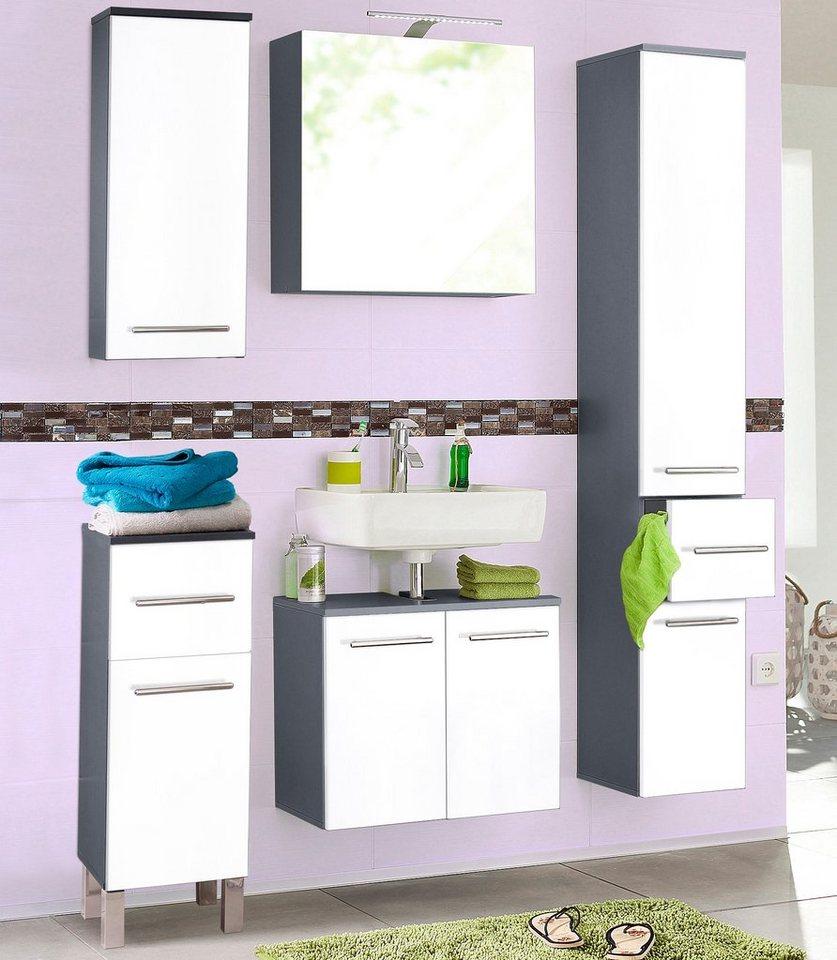 Badezimmermöbel set stehend  Badmöbel-Set, Kesper, »Treviso« (3-tlg.) kaufen | OTTO