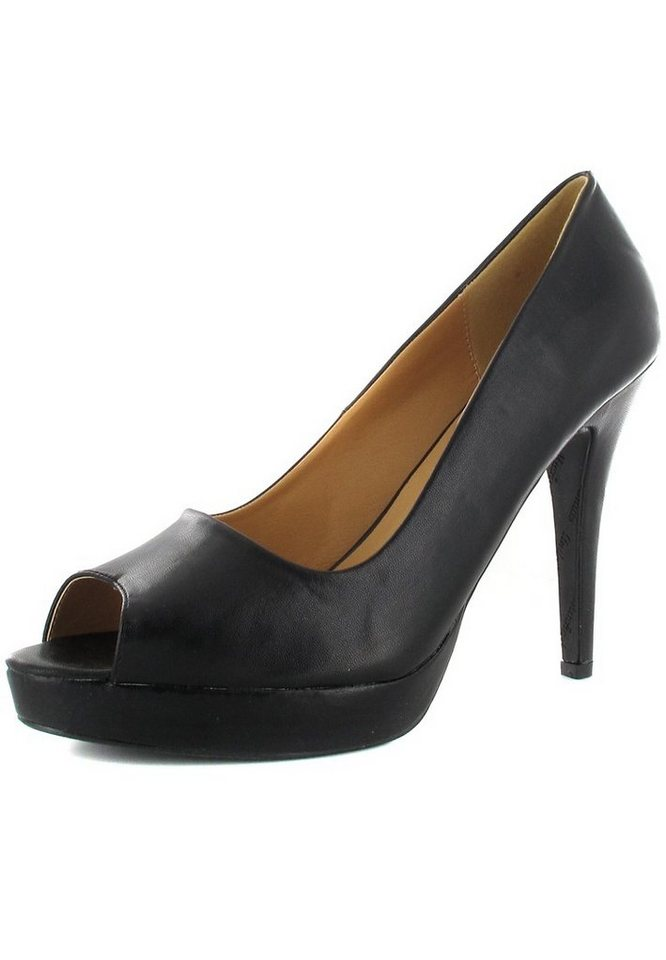 Andres Machado High Heels in Schwarz