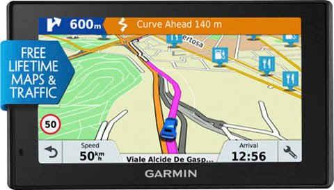 Garmin »DRIVE Smart 51 LMT-D EU« Navigationsgerät (Europa (46 Länder), inklusive lebenslanger Kartenupdates)