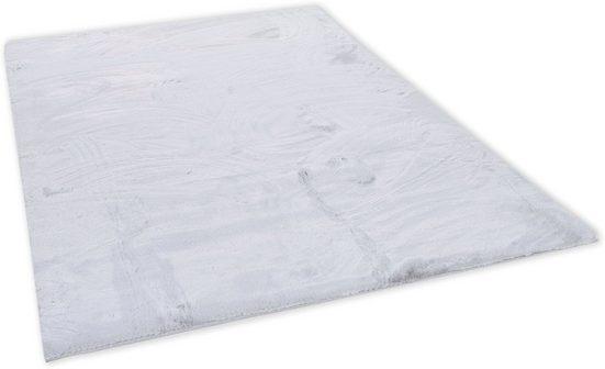 Fellteppich »Kuschelteppich Chiara«, Gino Falcone, rechteckig, Höhe 30 mm, Kunstfell, Kaninchenfell-Haptik, besonders weich, Wohnzimmer