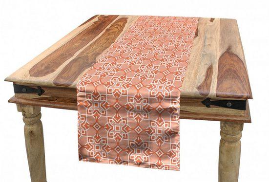 Abakuhaus Tischläufer »Esszimmer Küche Rechteckiger Dekorativer Tischläufer«, orientalisch Ottomanischem Verziert