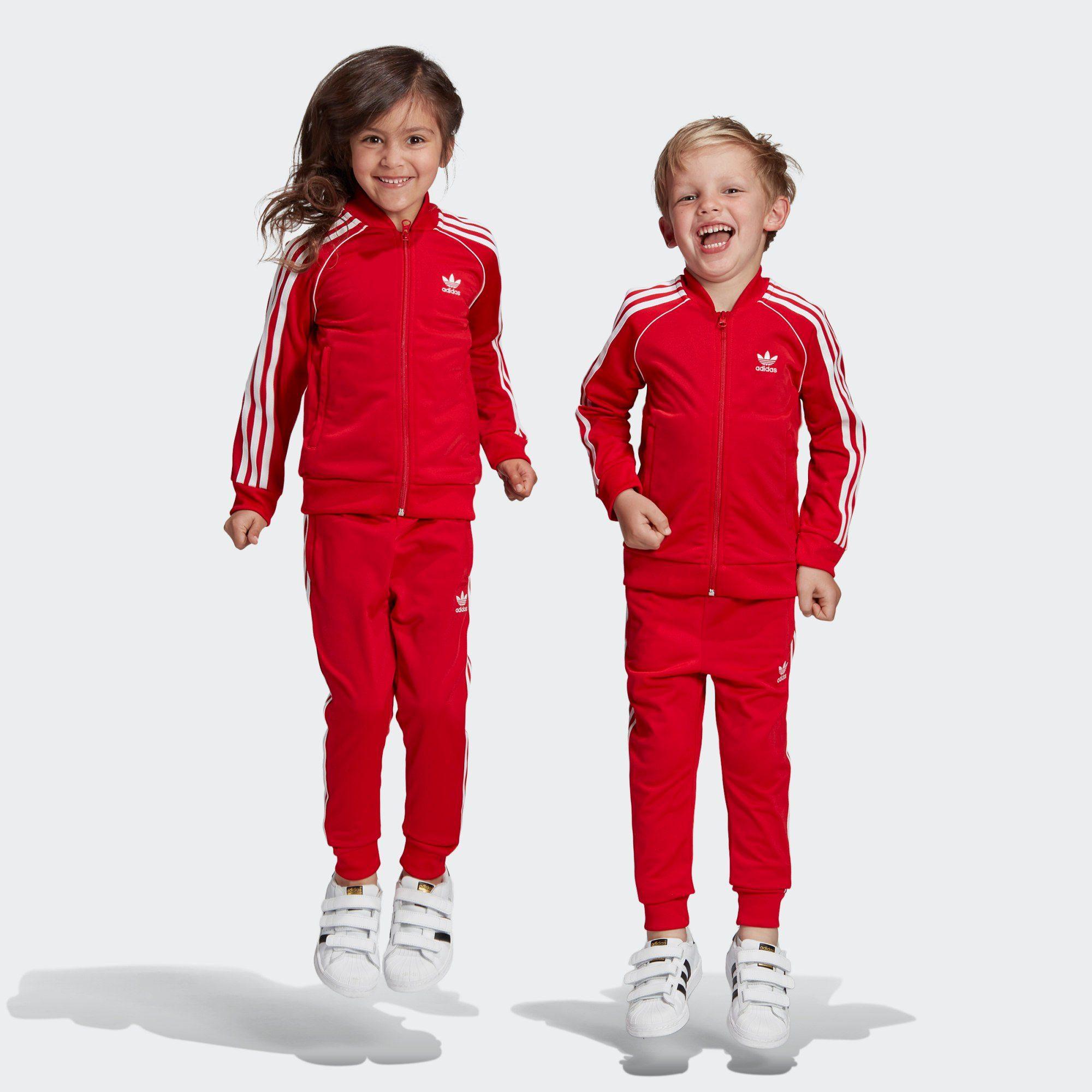 adidas Kinder SST Sportanzug