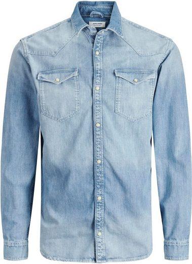 Jack & Jones Jeanshemd »James Shirt«