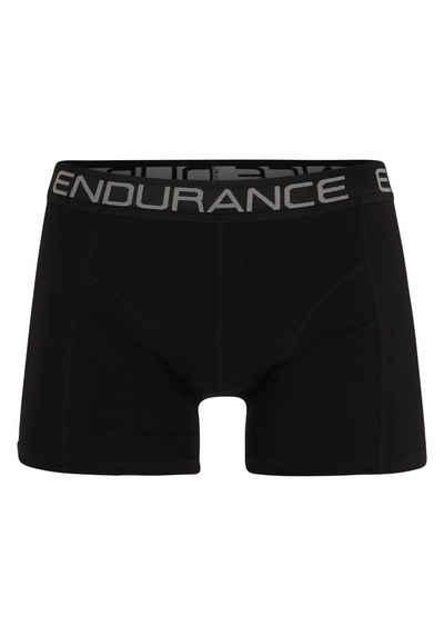ENDURANCE Boxershorts »Burke« im praktischen 3er Pack