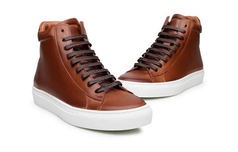 SHOEPASSION »No. 121 MS« Sneaker Von Hand gefertigt, 100 % Made in the EU