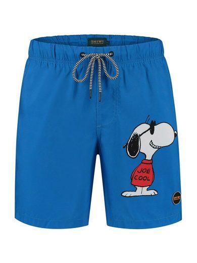 Shiwi Badeshorts »Snoopy Grin Grin Joe Cool« 1 Stück