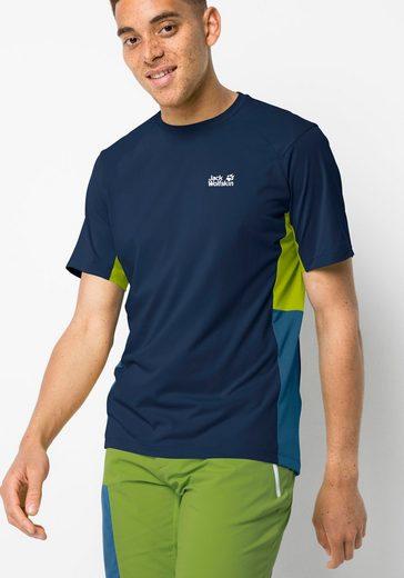 Jack Wolfskin T-Shirt »NARROWS T M«