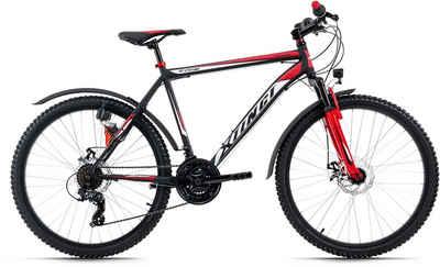 KS Cycling ATB »Xtinct«, 21 Gang Shimano Tourney Schaltwerk, Kettenschaltung