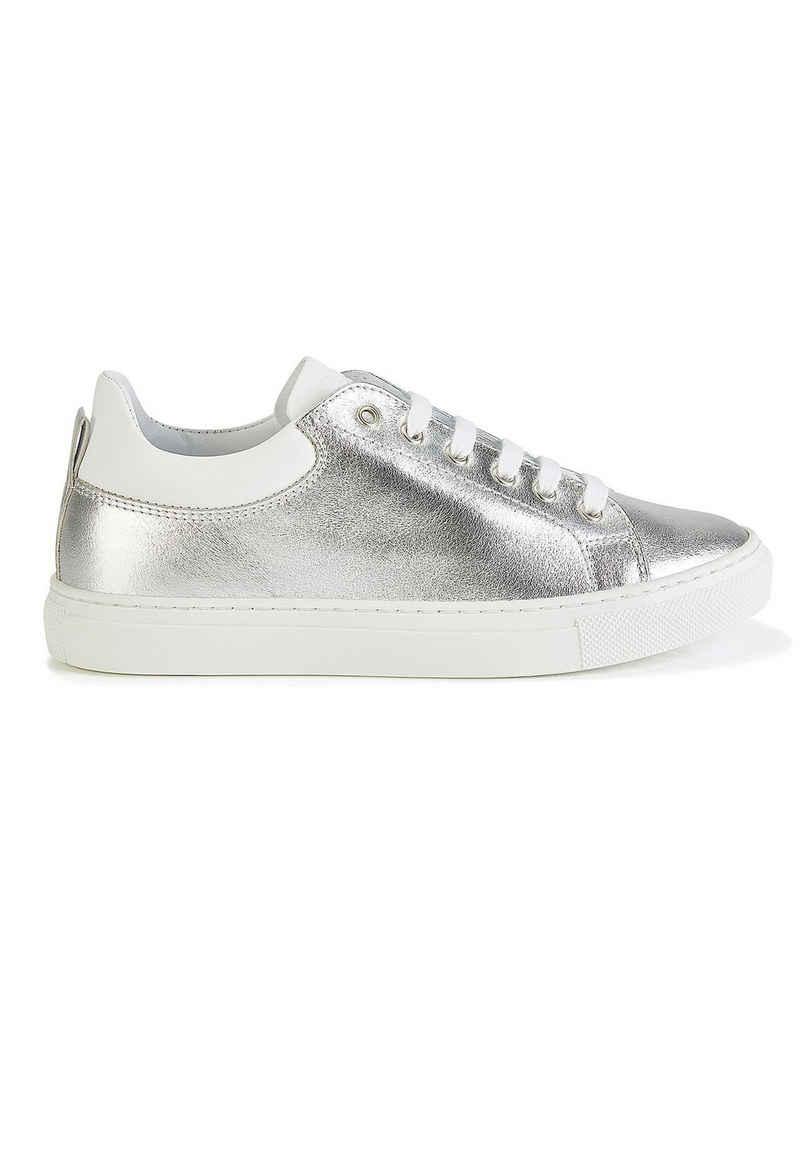 MADELEINE »Leder-Sneaker im Metallic-Look« Sneaker