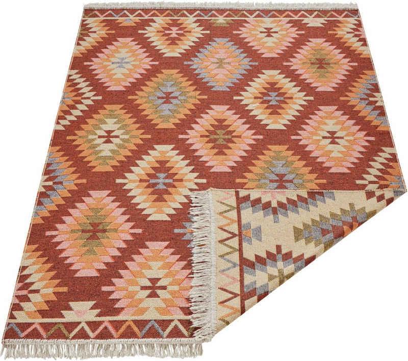 Teppich »Tawi«, HANSE Home, rechteckig, Höhe 3 mm, Wohnzimmer