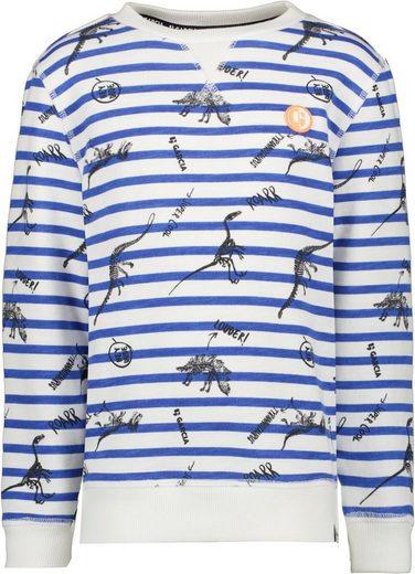 Garcia Sweater mit Streifen
