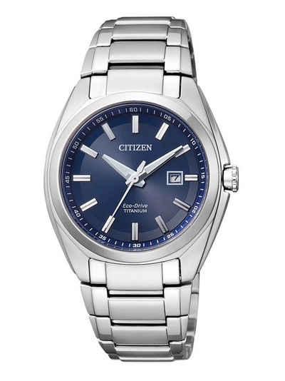 Citizen Solaruhr »Eco-Drive Titan«