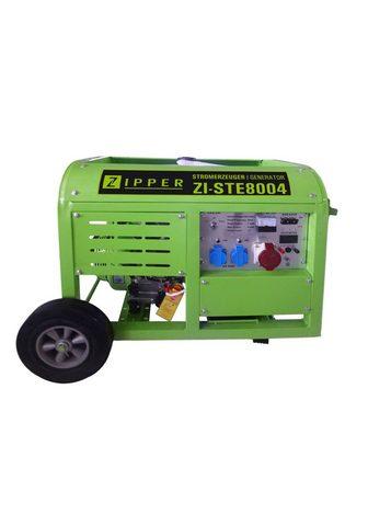 ZIPPER Stromerzeuger »ZI-STE8004« 8 in kW