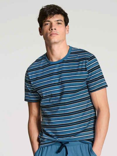 CALIDA Kurzarmshirt »T-Shirt, Rundhals« (1-tlg)