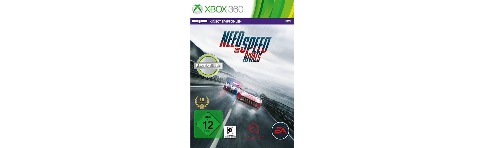 ak tronic XBOX360 Need for Speed Rivals