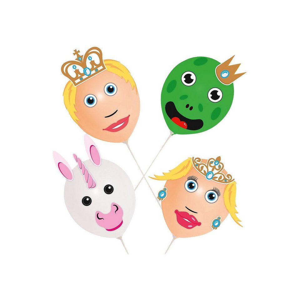 Luftballons Märchen