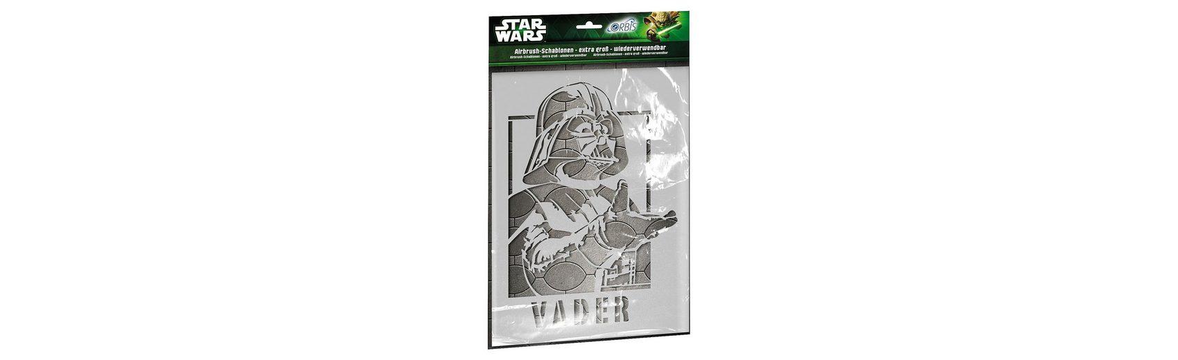 Revell Orbis 30214 Star Wars XXL Airbrush Schablone Darth Vader