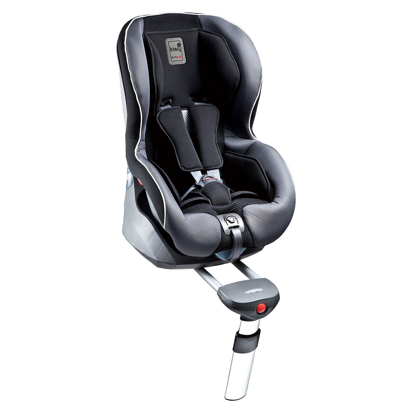 Kiwy Auto-Kindersitz SPF1 SA-ATS, Isofix, Carbon, 2016