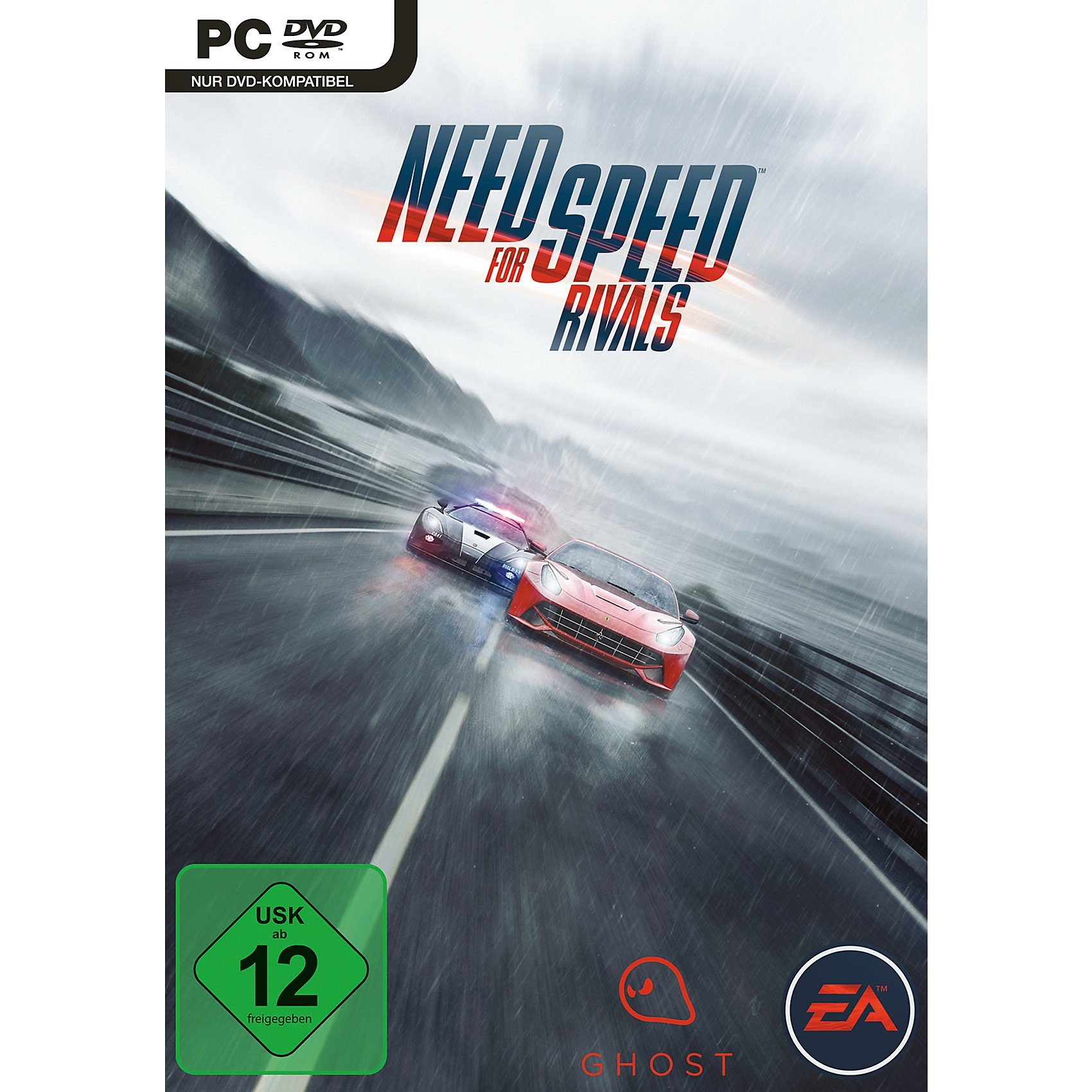 ak tronic PC Need for Speed Rivals