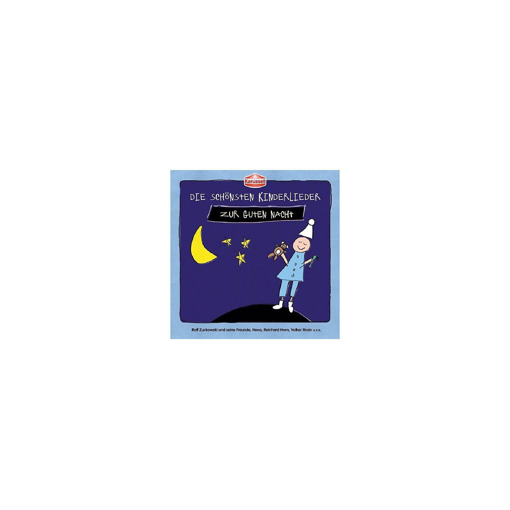 Universal Music GmbH CD Die schönsten Kinderlieder zur Guten Nacht