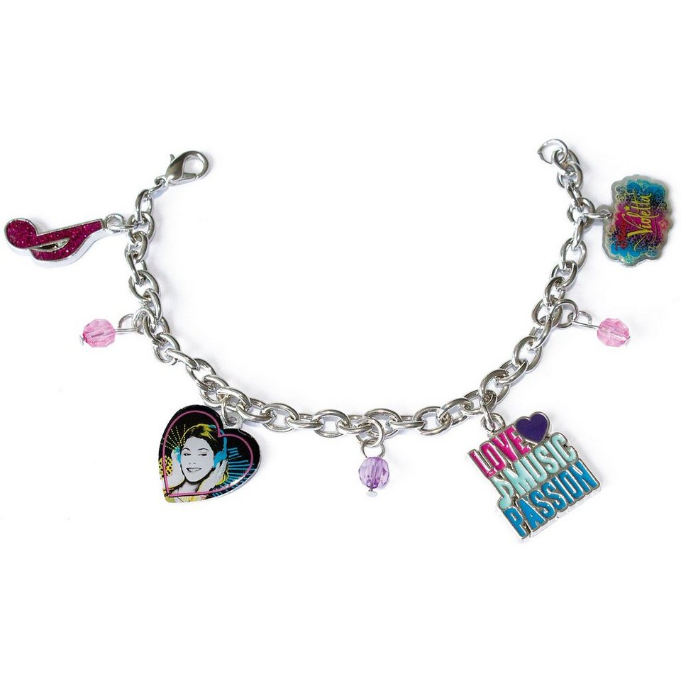 JOY TOY Bettelarmband Violetta
