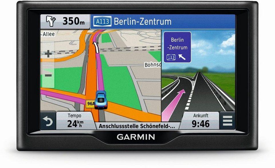 Garmin Navigationsgerät »nüvi 67LMT CE Premium Traffic« in Schwarz