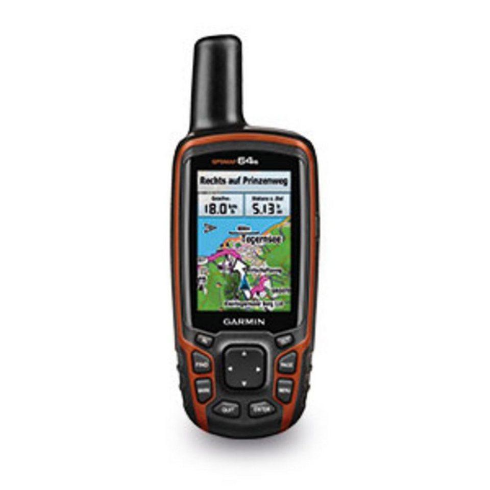 Garmin Geocaching »GPSMAP 64s« in Schwarz