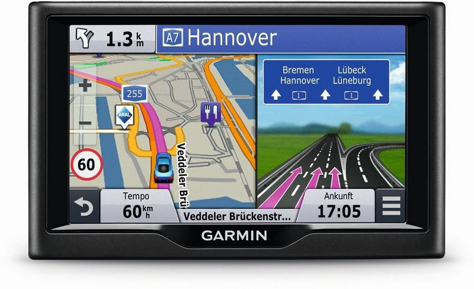 Garmin Navigationsgerät »nüvi 57LMT CE Premium Traffic« in Schwarz