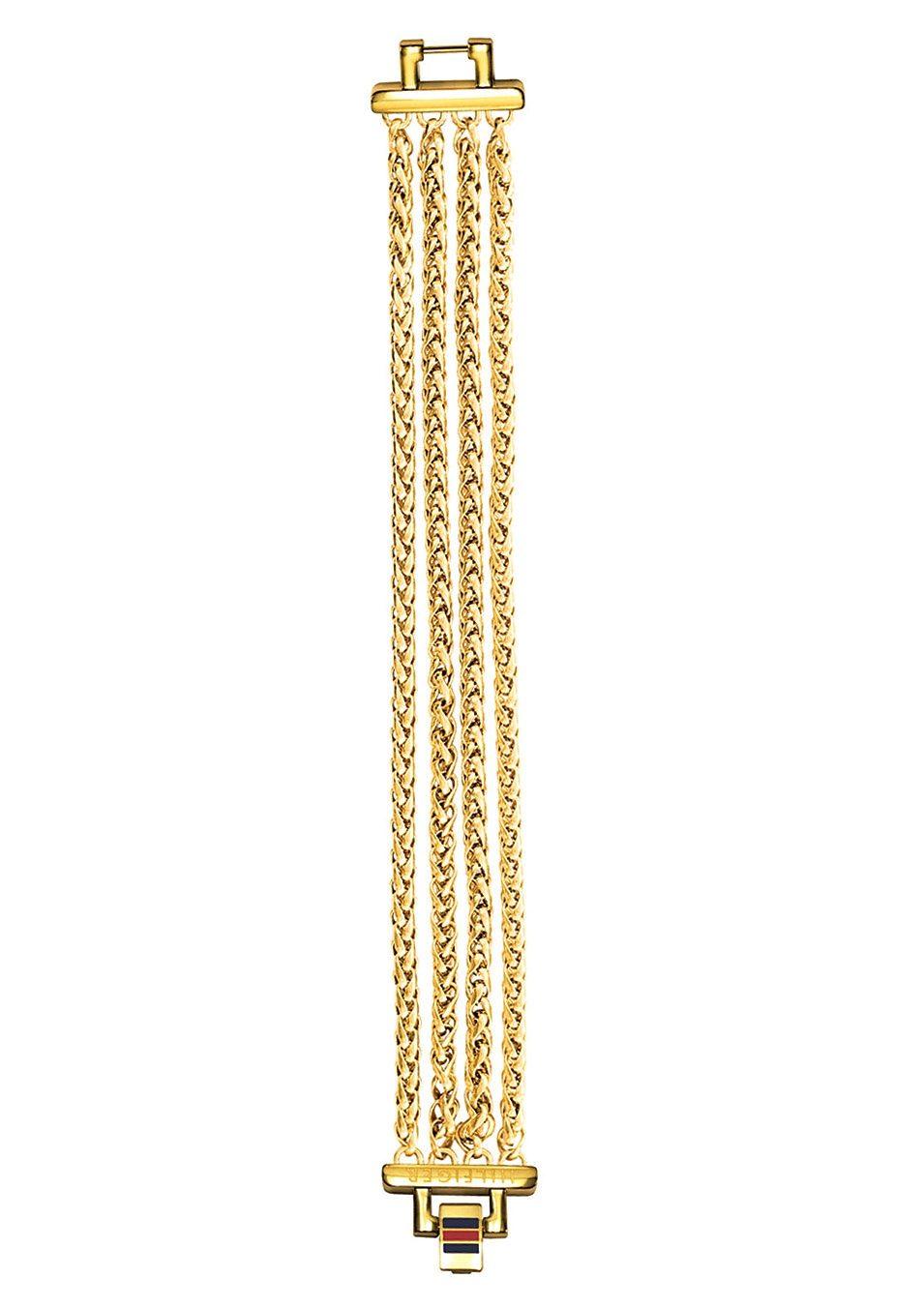 Tommy Hilfiger Jewelry Edelstahlarmband, »Classic Signature, 2700614«
