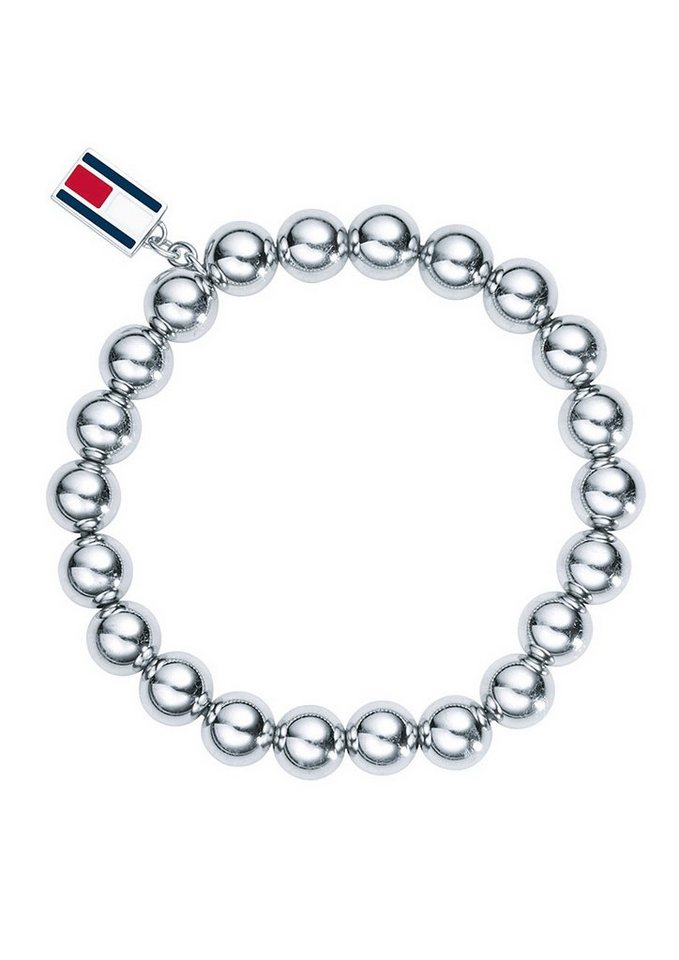 Tommy Hilfiger Jewelry Edelstahlarmband, »Classic Signature, 2700501« in silberfarben