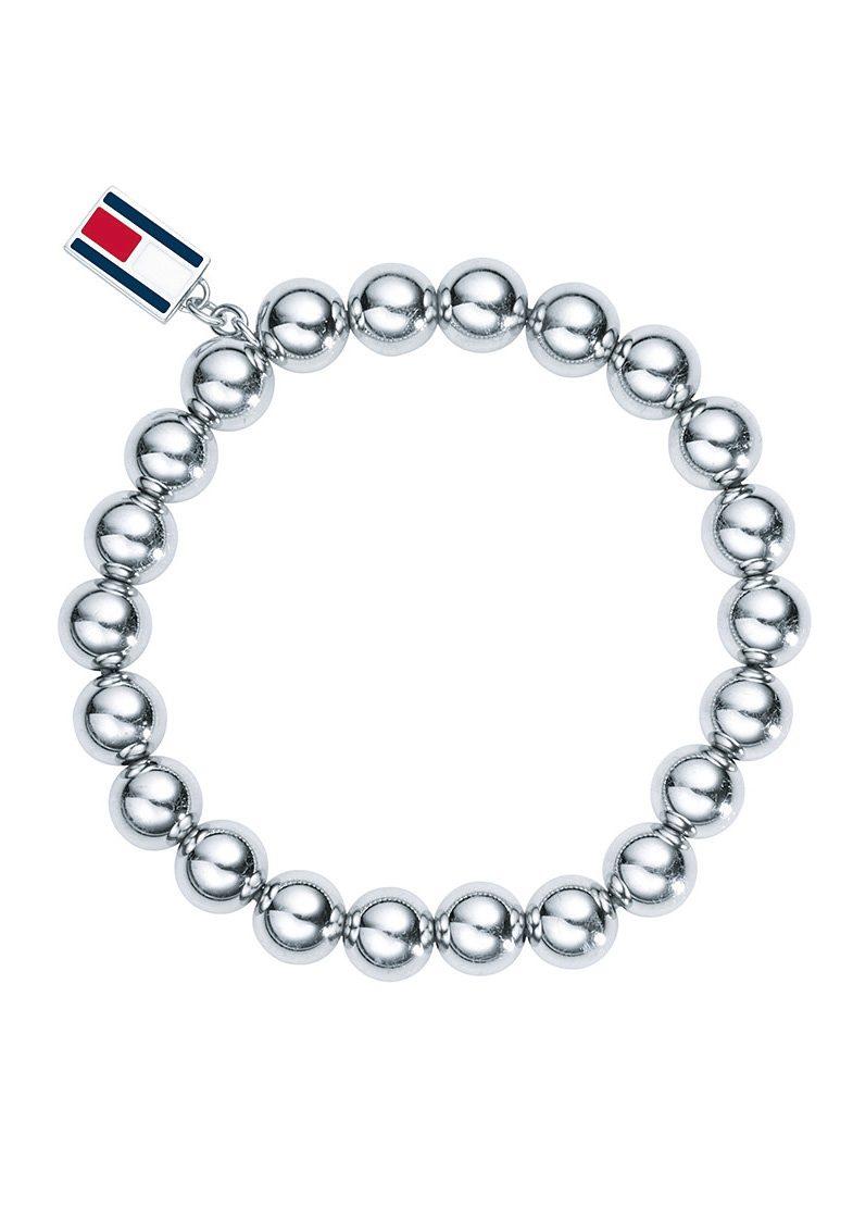Tommy Hilfiger Jewelry Edelstahlarmband, »Classic Signature, 2700501«