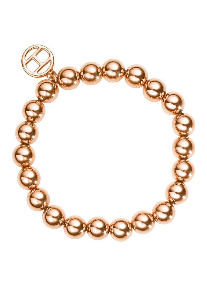 Tommy Hilfiger Jewelry Edelstahlarmband, »Classic Signature, 2700503« in roségoldfarben