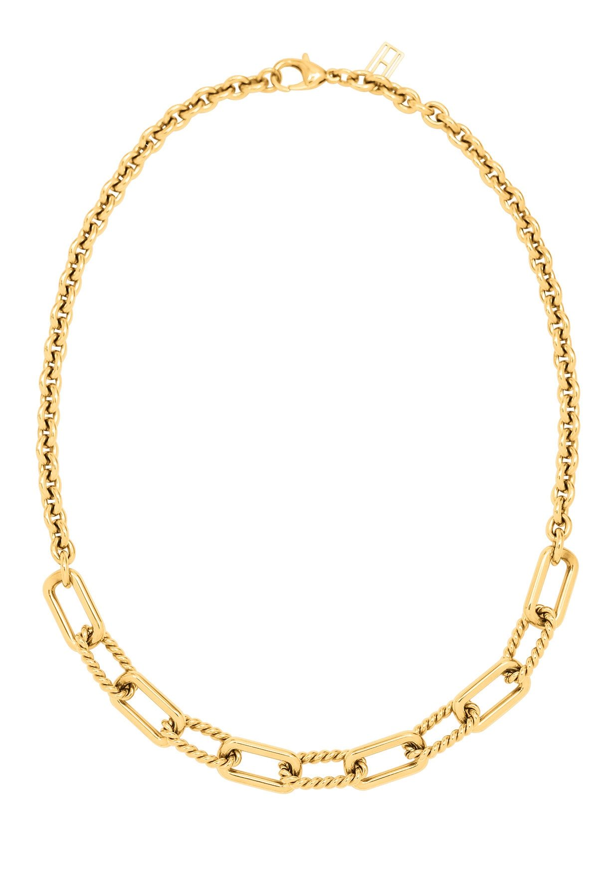 Tommy Hilfiger Jewelry Edelstahlkette, »Classic Signature, 2700667«