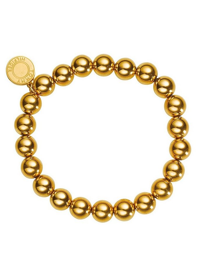 Tommy Hilfiger Jewelry Edelstahlarmband, »Classic Signature, 2700502« in goldfarben