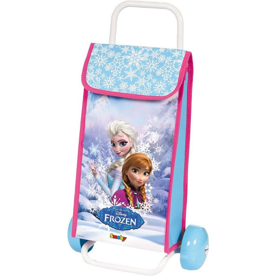"""Smoby Disney """"Die Eiskönigin"""" Einkaufstrolley"""